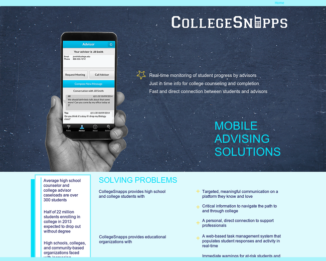 CollegeSnapps
