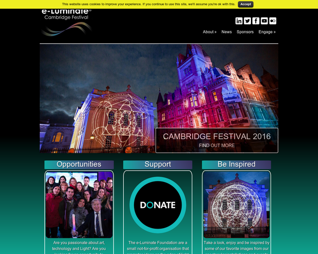 e-Luminate Festivals