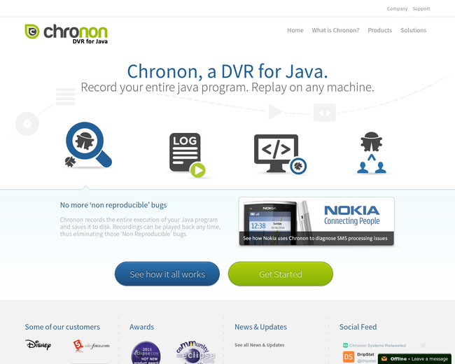 Chronon Systems