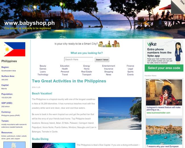 BabyShop Philippines