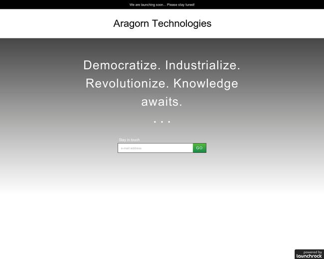 Aragorn Technologies