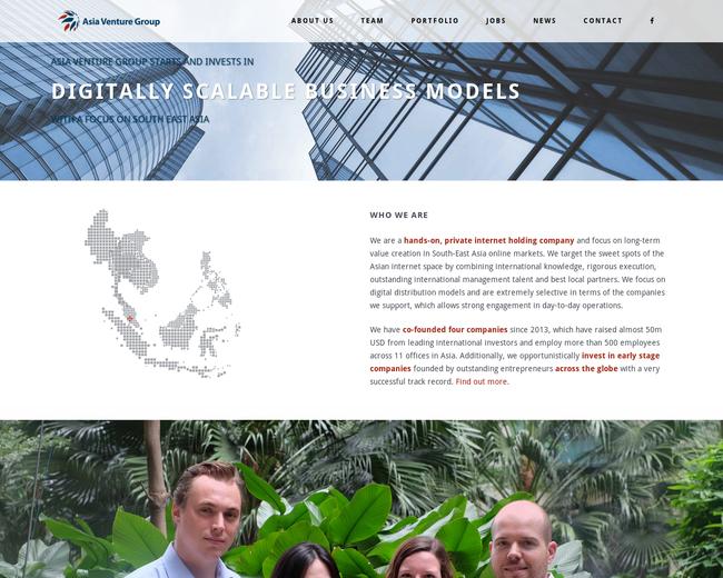 Asia Venture Group