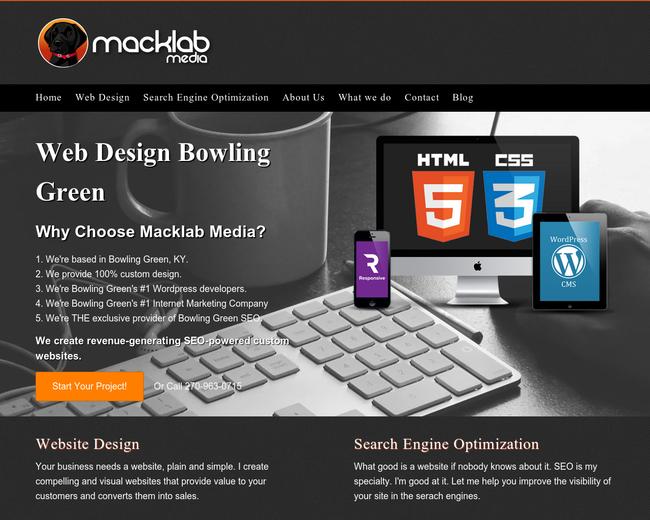 Macklab Media