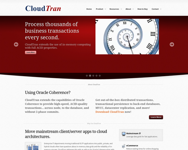 CloudTran