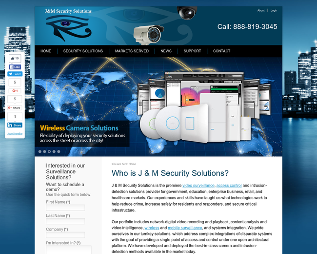 J & M Security Solutions