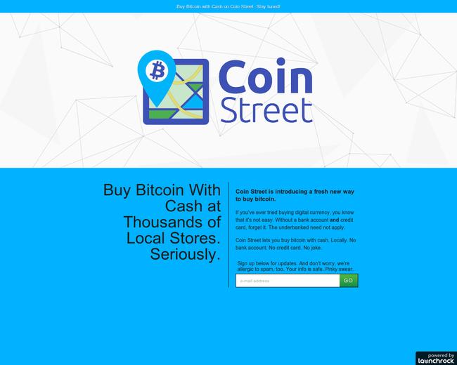 Coin Street