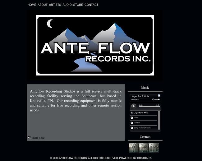 Anteflow Records