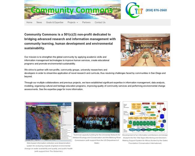 Community Commons