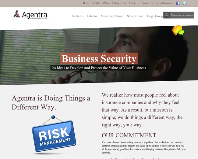 Agentra - Agents for Change for You.