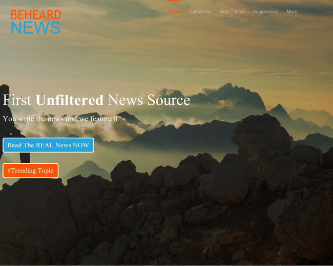 BeHeard News