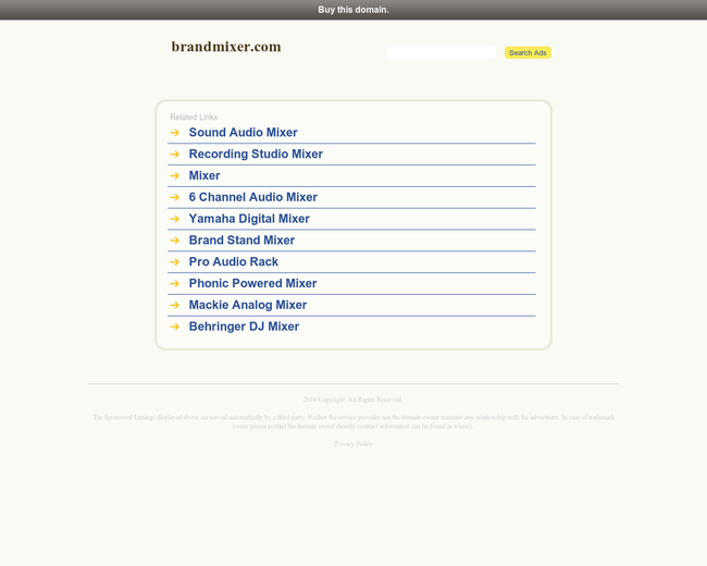 BrandMixer
