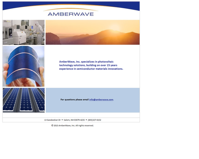 AmberWave
