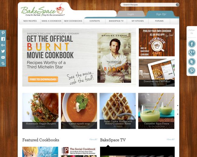 Cookbook Cafe