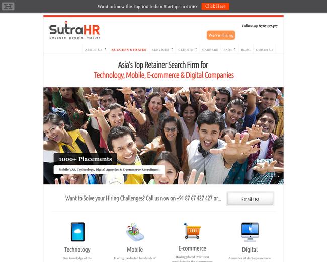 SutraHR Services