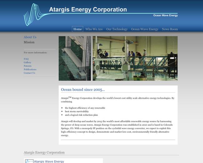 Atargis Energy