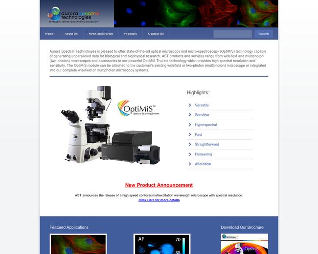 Aurora Spectral Technologies