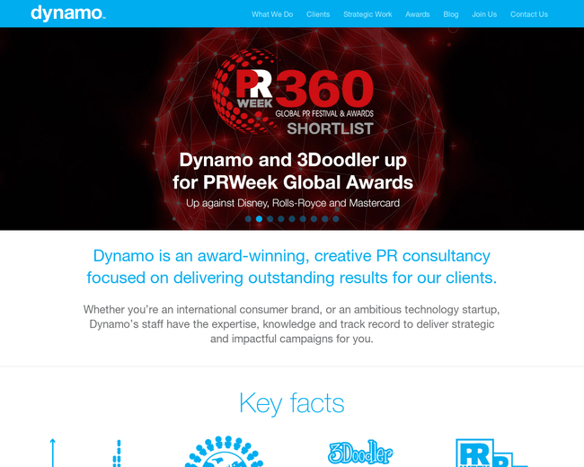 Dynamo PR on Iterate Studio