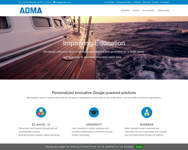 ADMA by Edu Apps