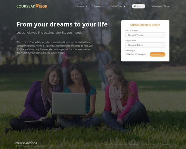 CourseAdvisor