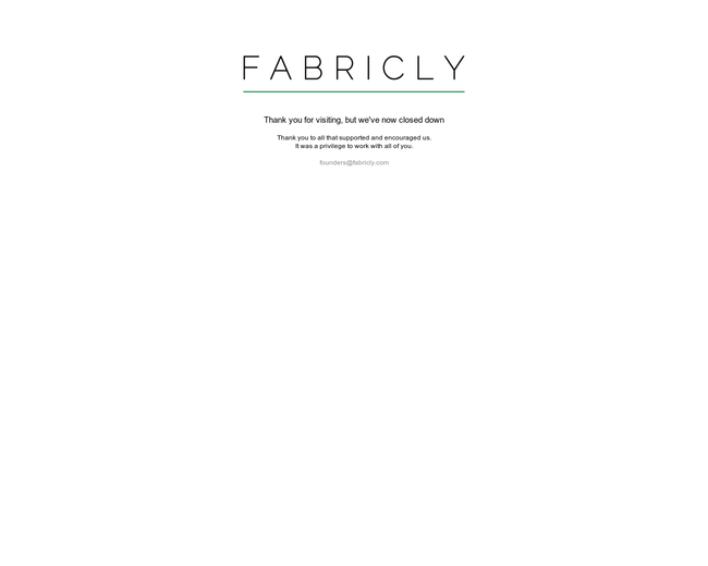 Fabricly