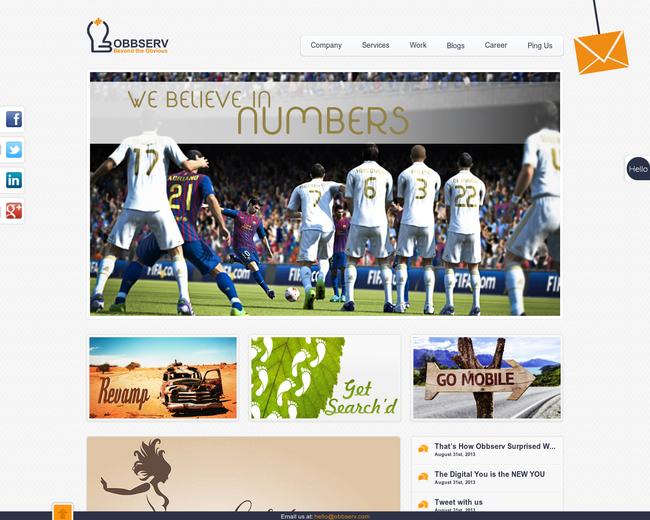 Obbserv Online Services