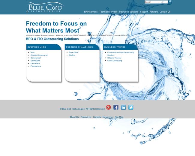 Blue Cod Technologies