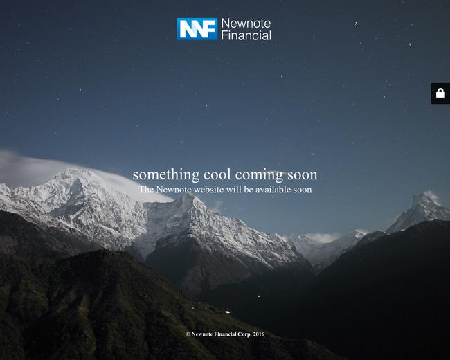 Newnote Financial