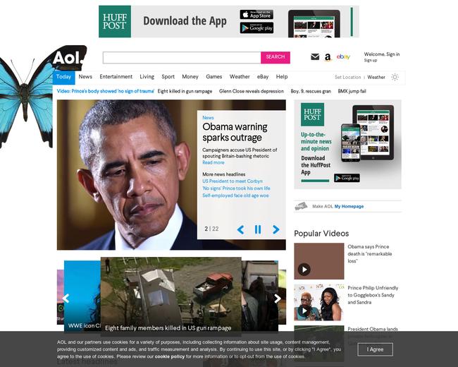 AOL Europe