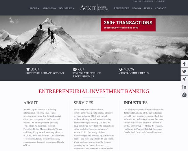Corporate Finance Partners