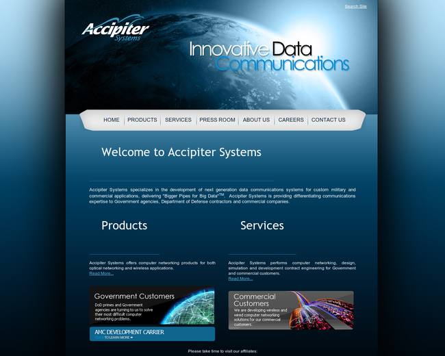 Accipiter Systems