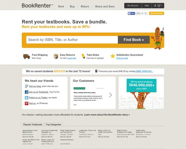 BookRenter
