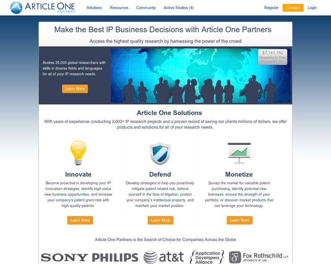 Article One Partners
