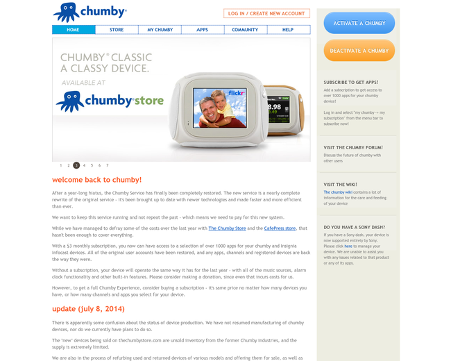 Chumby Industries