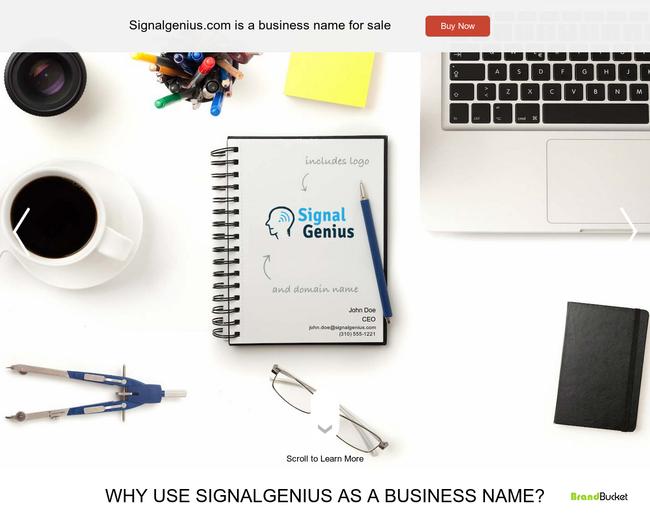 Signal Genius