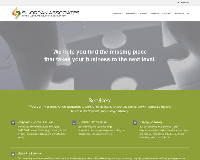 S. Jordan Associates