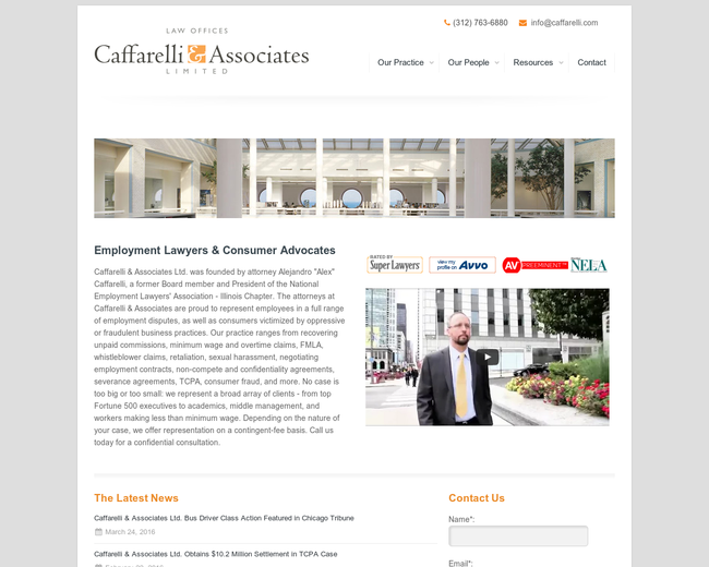 Caffarelli & Associates