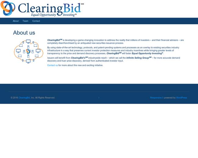 ClearingBid