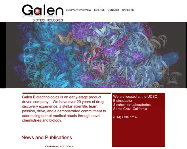 Galen Biotechnologies