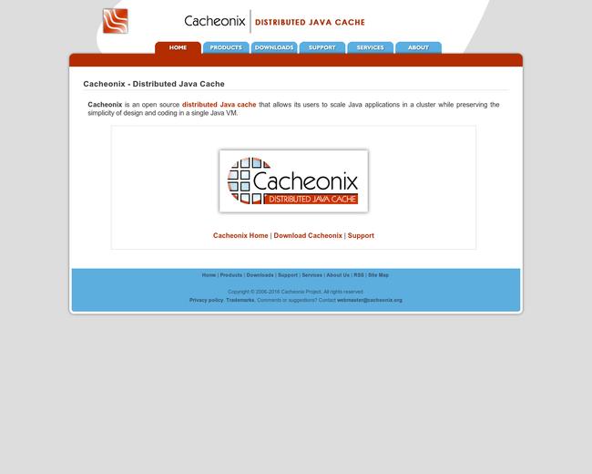 Cacheonix Systems