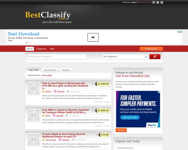BestClassify