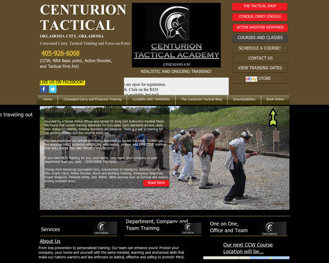 Centurion Tactical