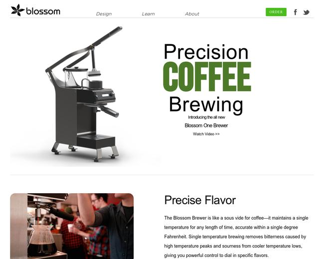 Blossom Coffee