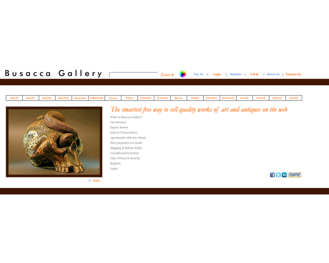 Busacca Gallery