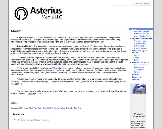 Asterius Media