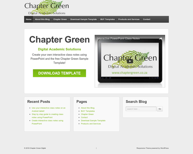 Chapter Green Digital