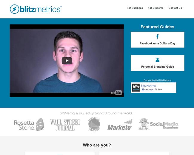 BlitzMetrics
