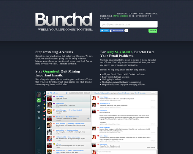 Bunchd