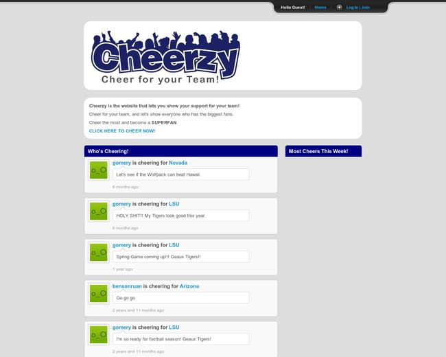 Cheerzy