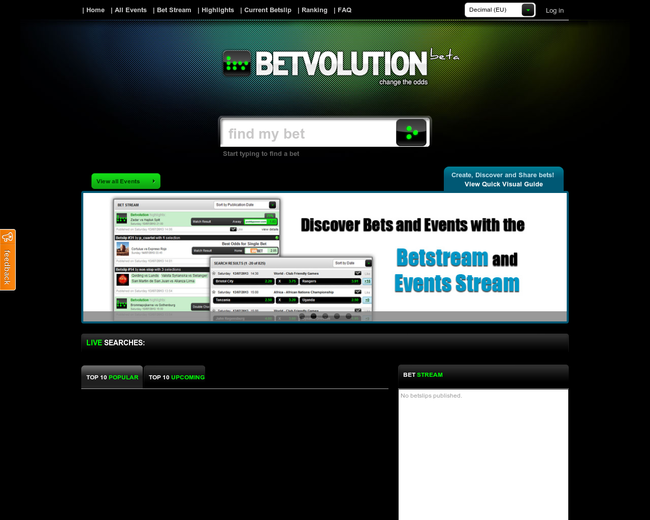 Betvolution