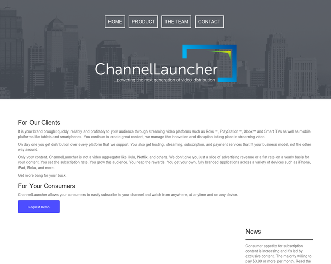 ChannelLauncher
